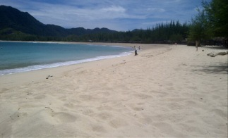 pantai kabupaten simeulue aceh